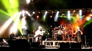 Steve Hackett Inowrocław 12.09.09 (Inorock Festival) cz9