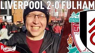 Life Is Good When Salah Scores Goals! | Liverpool v Fulham 2-0 | Chris' Match Reaction