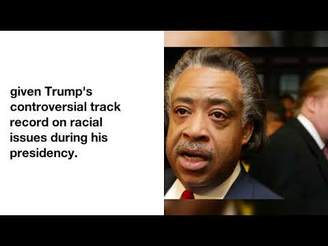 Al Sharpton Tells President Trump, 'You Are a Racist'