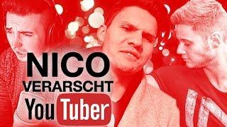 NICO VERARSCHT YOUTUBER  | zu klickgeil ;) | inscope21