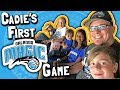 Cadie's First Basketball Game // Toronto Raptors vs Orlando Magic - Game 4 - 2019 NBA Playoffs