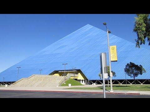 Vlog #10: The Walter Pyramid (9/26/15)