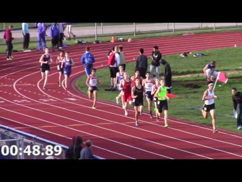 2016-05-12 UE Conference Boys FrSo 800m