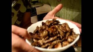 Мясо по китайски(Начал готовить мясо и решил спонтанно снять видео, со всеми вытекающими последствиями готовки небритым..., 2013-11-17T05:52:17.000Z)