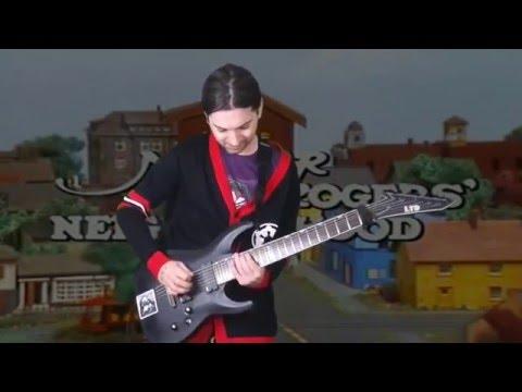 Mister Rogers' Neighborhood Meets Metal