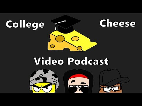 College Cheese Podcast - Episode 54: Hot 'N Toasty
