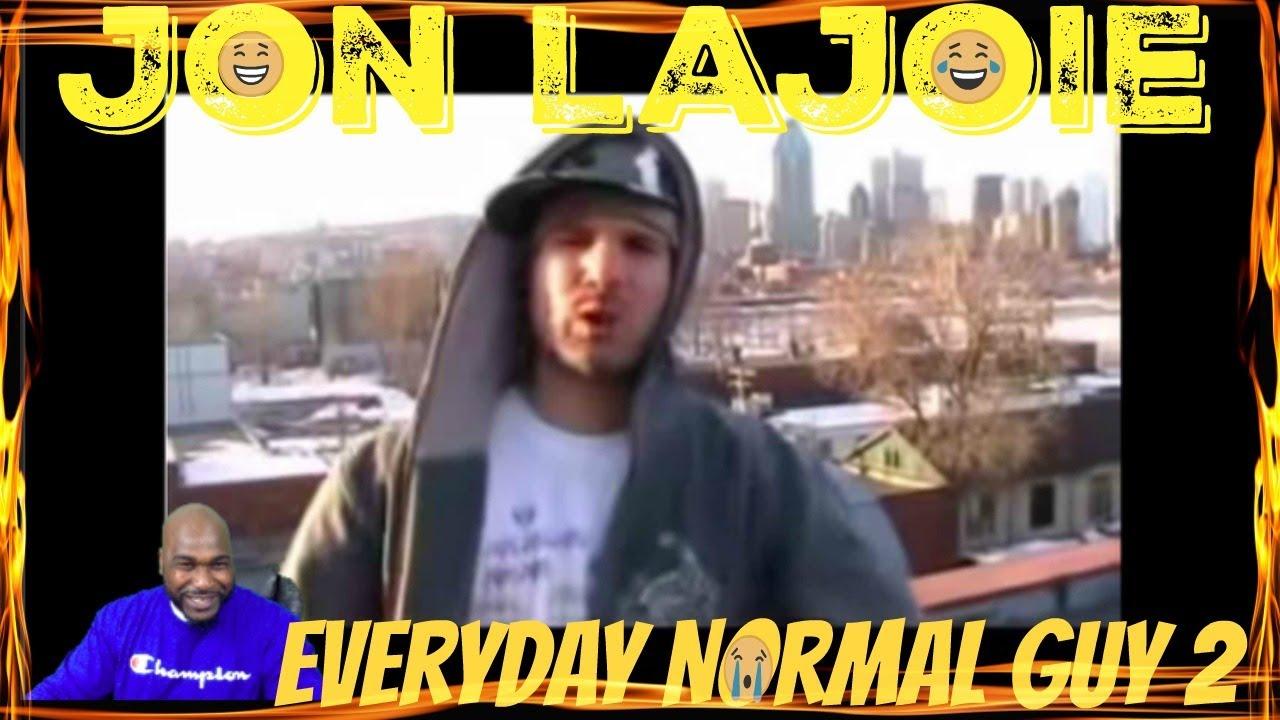 Jon Lajoie - Everyday Normal Guy 2 - REACTION - YouTube