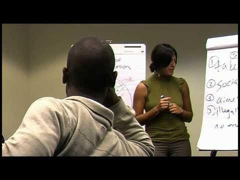 The  State Policy Fellows:  Meet Cedric Johnson