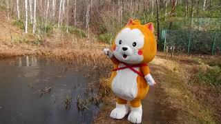 わんこの里(岩手県)を巡り歩く岩手犬の「わんこ郎」です。 今回は「盛...