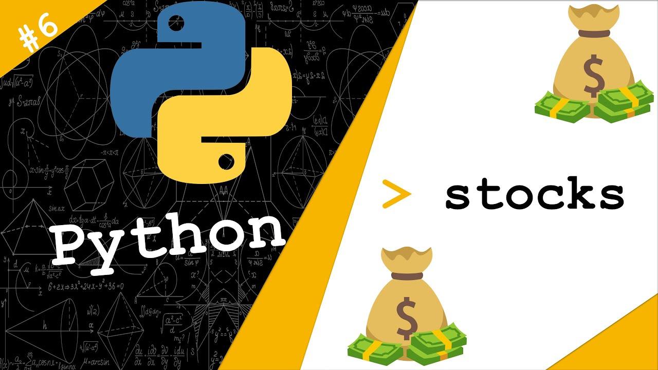 Stock Market Analysis with Pandas Python Programming