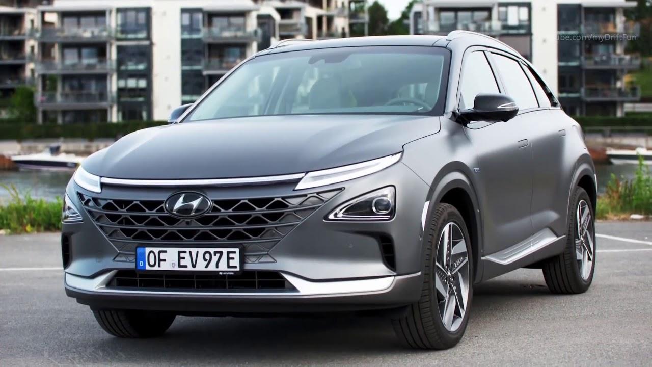 2018 Hyundai Nexo Hydrogen Powered Suv By Car Review Youtube