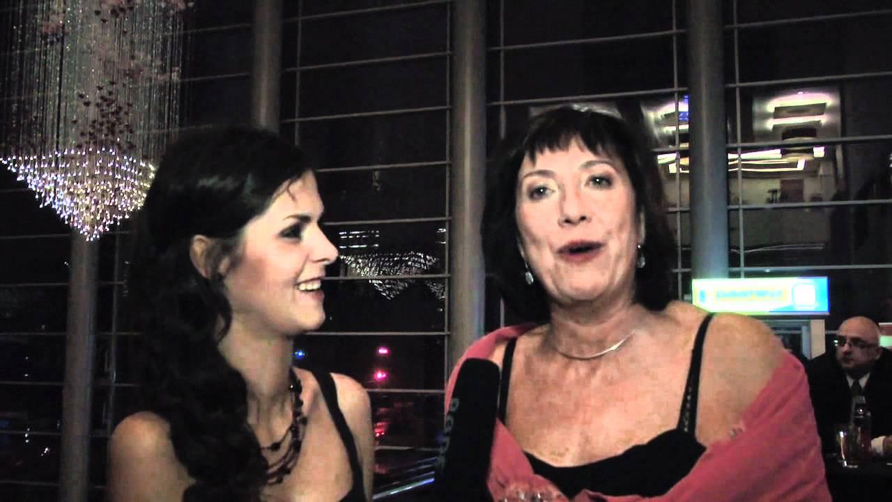Iwona Lewandowska - mama Roberta Lewandowskiego - wywiad Bal Mistrzów  Sportu 2012
