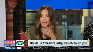 Good Morning Football: Is Le'Veon Bell's Instagram Rant Concerning?
