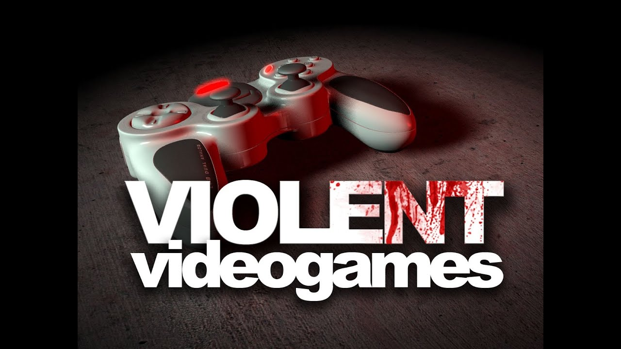 playing violent video games actually makes us less violent
