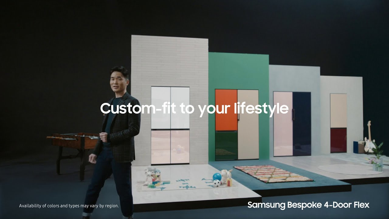 [CES 2021] Better Normal for Customized Life l Samsung