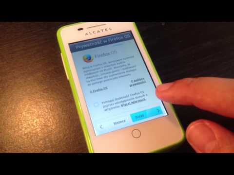 Alcatel One Touch Fire / Firefox OS