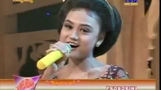Gambar cover Nusul - Dyah Proborini cipt. Gesang