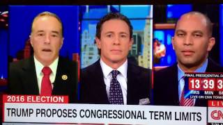 CNN Cuts Off Congressman When WikiLeaks Mentioned thumbnail