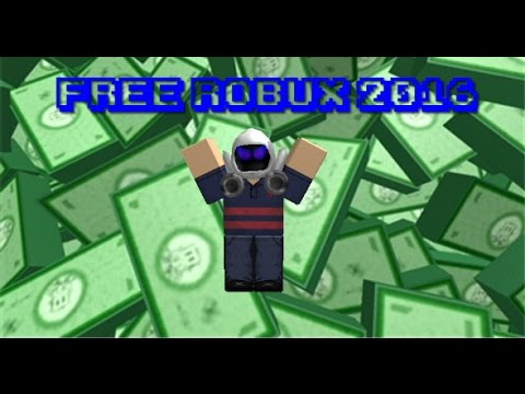 How To Get FREE Robux On ROBLOX 2016 (No Survey No Download!) July 2016