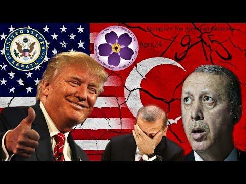 Сенат США признал Геноцид Армян в Османской империи ... .