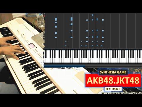 JKT48 - First Rabbit / Kelinci Pertama (Piano Cover)