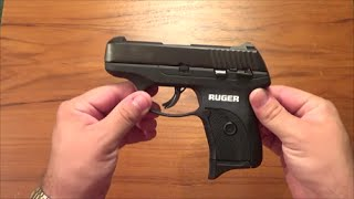 ruger lc9s 9mm review striker fired