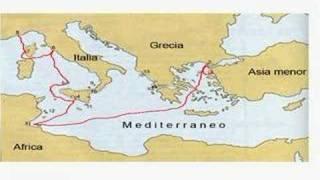 Odisea - Mapa - V