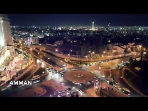 TIME LAPSE FROM MAJOR CITIES AROUND THE WORLD