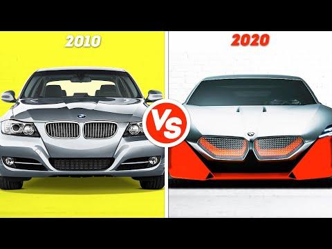BMW - РАНЬШЕ И СЕЙЧАС! (2010 VS 2020 год)