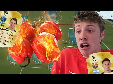 FIFA 16 - WORST CHILLI ATTEMPT EVER!! - FIFA 16 ULTIMATE TEAM