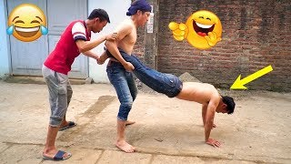 TRY NOT TO LAUGH with 40 Minutes 😂 Comedy Videos - Best Compilation from SML Troll #3