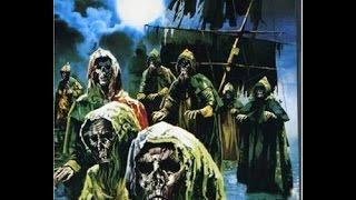 Слепые мертвецы 3: Корабль слепых мертвецов - 1974, УЖАСЫ