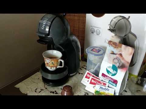Review Nescafe Dolce Gusto Mini Me Capsule GRANDE Refil 3 Capsu Excelso Bisa Macam2 Kopi