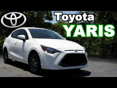 Is This The Most DISAPPOINTING Car Ever? Toyota Yaris 2019 Review