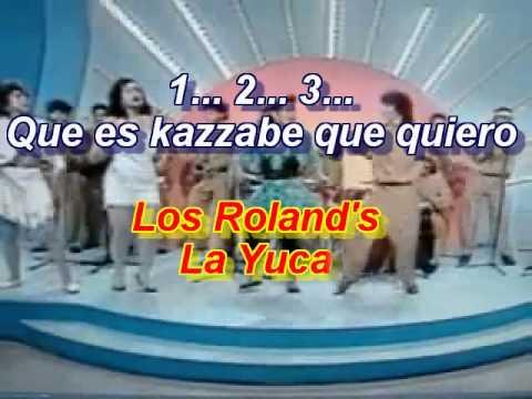 LA YUCA ( PUNTA CATRACHA ) - LOS ROLAND'S - KARAOKE