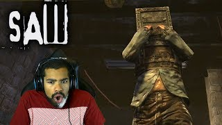 THERE ARE BOSSES IN THIS GAME?! | Saw | #4