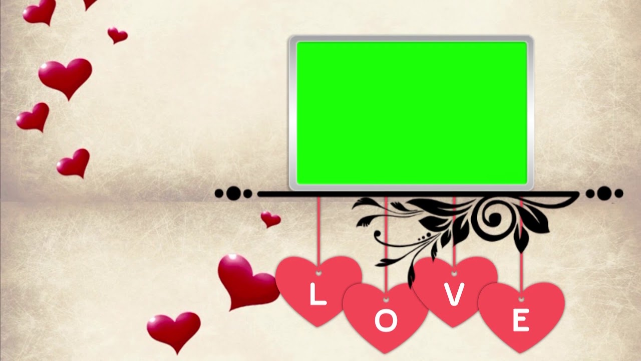Lovely Wedding Invitation Motion Video Background Dmx Hd Bg 315