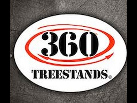 360 Tree Stand Assembly Instructions Youtube
