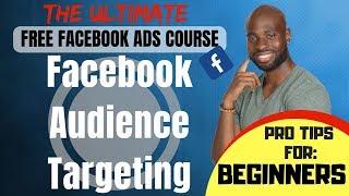 Pro Facebook Audience Targeting - Facebook Custom Audience Tutorial For Beginners 2019