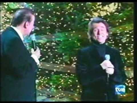 """RAPHAEL Y Luis Aguile, """"Ven A Mi Casa Esta Navidad"""" - Www.raphaelfans.com"""