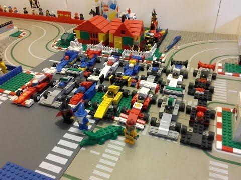 Lego F1 Teams 2016