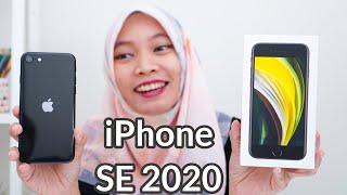 Unboxing iPhone SE 2020 Indonesia! Test Antutu & PUBG