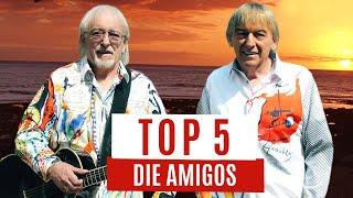 Die Top 5 Hits der Amigos 😍