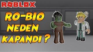 RO-BİO TEKRARDAN YASAKLANDI !! / Roblox Ro-Bio 2 / FarukTPC