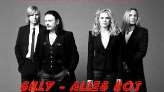 Silly - Alles Rot - Text + Akkorde (Chords) - by modefan76 - original by silly