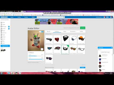 HOW TO WEAR 2 FACE ITEMS ON YOUR FACE AT ONCE ROBLOX - YouTube