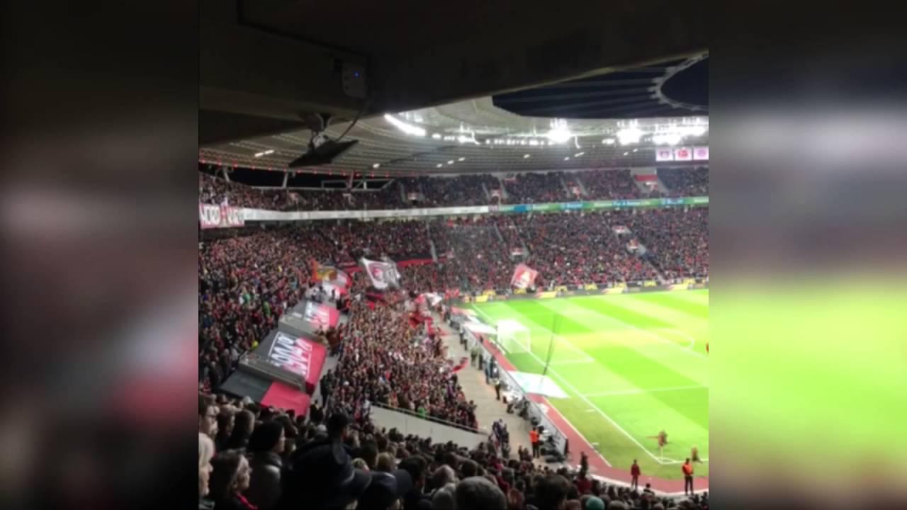 Leverkusen Vs Frankfurt