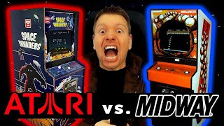 Atari Vs. Midway 1978 Arcade - Space Invaders (History of Video Games 7) S5E00 | The Irate Gamer