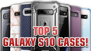 Sony Xperia - Top 5 Galaxy S10 Cases!