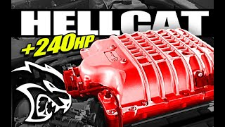 Hellcat Supercharger on 5.7L & 392